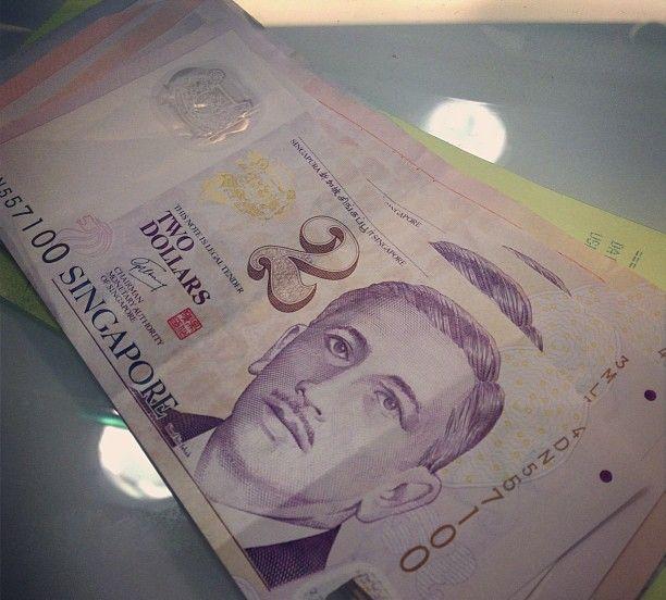 เงินดอลล่าร์สิงคโปร์