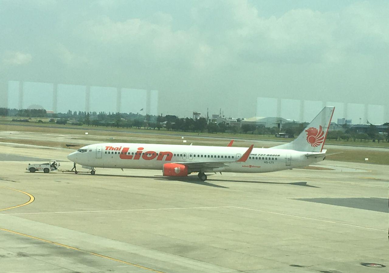 เครื่องบิน Lion Air