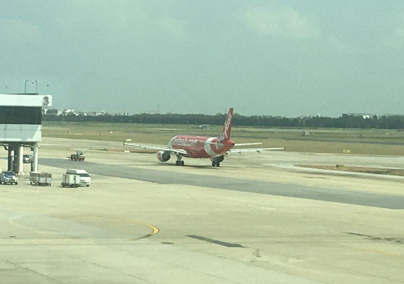 เครื่องบิน air asia