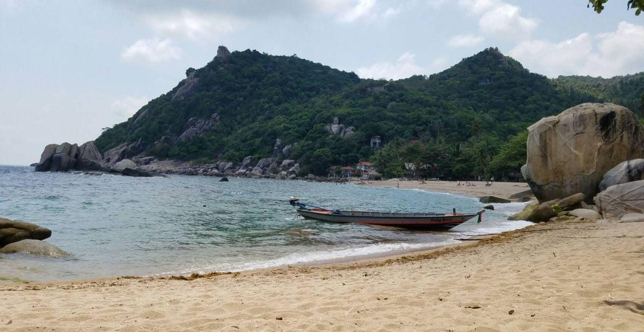 ชายหาดทะเลไทย