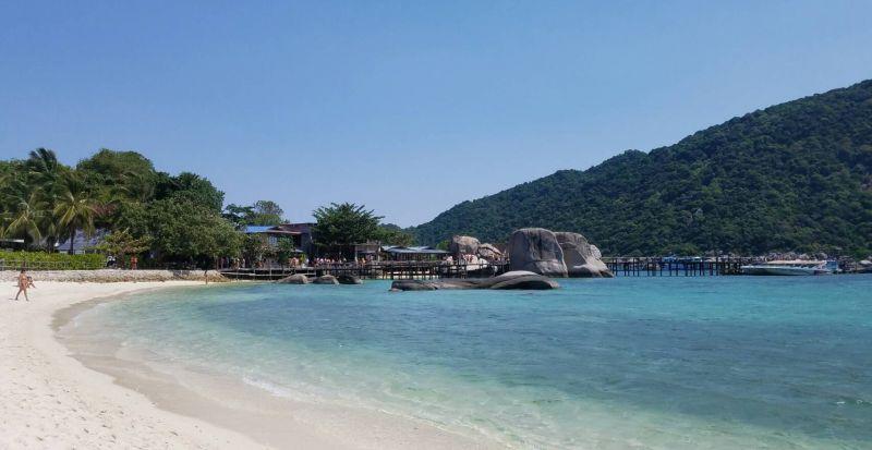 เกาะ ทะเลไทย ชายหาด