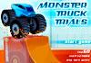 เกมส์ Monster Truck Trials