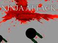 เกมส์ Ninja Attack