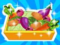 เกมส์ Vegetable Garden