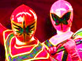 เกมส์ Power Ranger - Mystic Training
