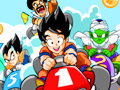 เกมส์ Dragon Ball Kart