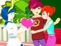 เกมส์ Highschool Flirting (แย่งผู้ชาย)