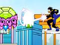 เกมส์ Static Shock Microbot Menace