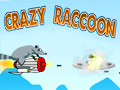 เกมส์ Crazy Raccoon