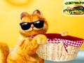 เกมส์ Garfield: Food Frenzy