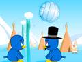 เกมส์ Penguin Volleyball
