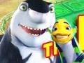 เกมส์ Shark Tale The Big Race