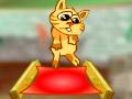 เกมส์รับน้องเหมียว Cat - Vac Catapult 2