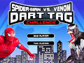 เกมส์ Spiderman Vs Venom Dart Tag