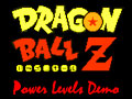 เกมส์ Dragon Ball Z Power Levels