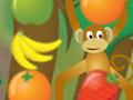 เกมส์เรียงผลไม้ช่วยเจ้าลิงน้อย