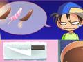 เกมส์กล้วยชุบช็อคโกแลต