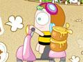เกมส์ผึ้งน้อยส่งไหน้ำผึ้ง