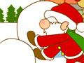 เกมส์ซานต้าปั้นตุ๊กตาหิมะ