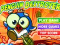 เกมส์ Penguin Destroyer