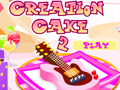 เกมส์ Fun Cake Creation 2