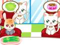 เกมส์ภัตตาคาร น้องหมาน้องแมว