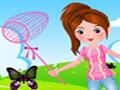 เกมส์แต่งตัว Butterfly Catching