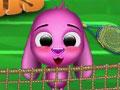เกมส์ Toto and Sisi Play Tennis