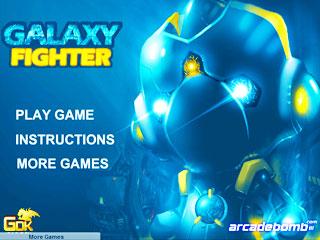 เกมส์ Galaxy Fighter