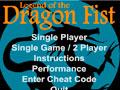 เกมส์ The Legend Of Dragon Fist