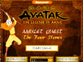 เกมส์ Avatar: The Amulet Quest