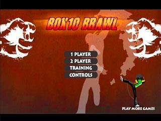 เกมส์ Ultimate Brawl