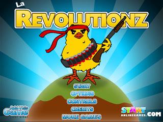เกมส์ La Revolutionz