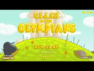 เกมส์ Clash Of The Olympians