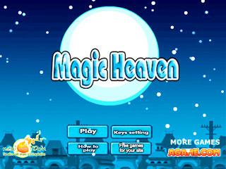 เกมส์ Magic Heaven 2