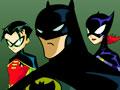 เกมส์ Batman's Batarang Challenge