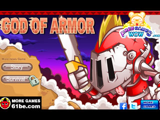 เกมส์ God Of Armor