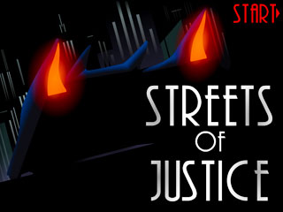 เกมส์ Batman: Streets Of Justice