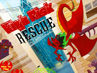 เกมส์ American Dragon: High Risk Rescue