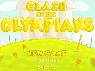 เกมส์ Clash Of The Olympians