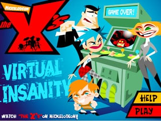 เกมส์ The X's Virtual Insanity