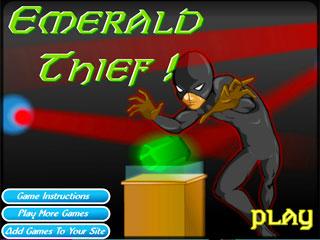 เกมส์ Emerald Thief