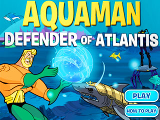 เกมส์ Defender Of Atlantis
