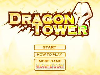 เกมส์ Dragon Tower