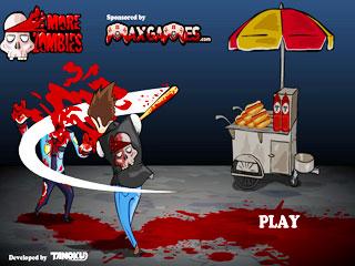 เกมส์ More Zombies
