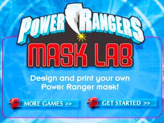 เกมส์ Mask Lab