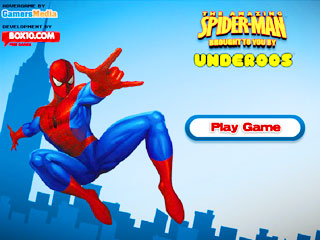 เกมส์ The Amazing Spiderman