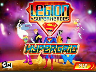 เกมส์ Legion Of Superheroes Hypergrid
