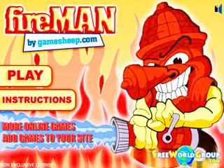 เกมส์ Fire Man 2
