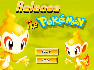 เกมส์ Release The Pokemon